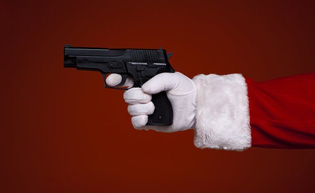 Santa Is Coming And So Are New Gun Grabs