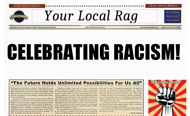 Liberal News Media Justifies Their Racism, and Makes It Worse