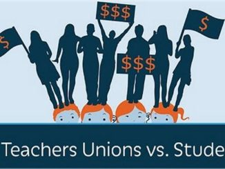 Teachers Union Cares First About Power & Money