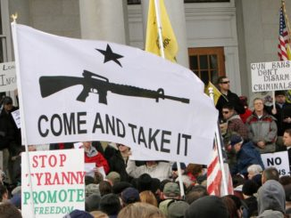 Baby-Killing Governor is Afraid of 2A Supporters #StandWithVirginia