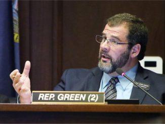 Truth in Media: John Green NOT Expelled by Idaho House
