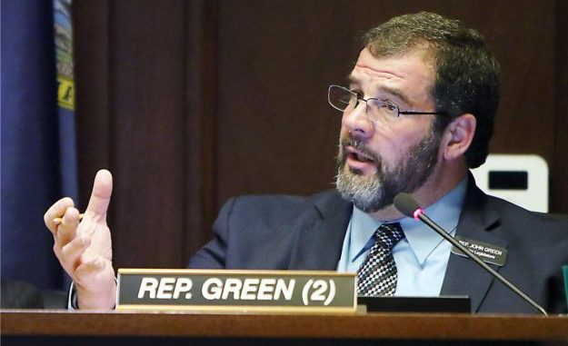 Truth in Media: John Green NOT Expelled by Idaho House