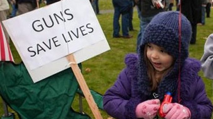 Guns Save Lives. Enough Said.