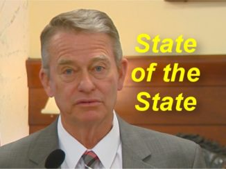 Smaller Regs, Bigger Government! Little's State Address