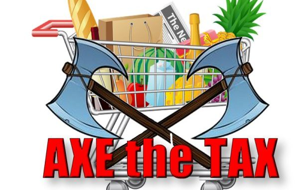 Axe the Tax on Groceries
