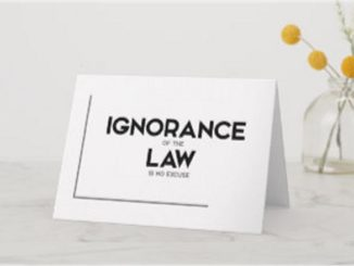 LPOSD: Ignorance is No Excuse