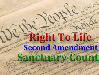 Life, Liberty and a Sanctuary in Montana?