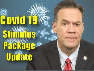 COVID19 Stimulus Package By Rep. Russ Fulcher