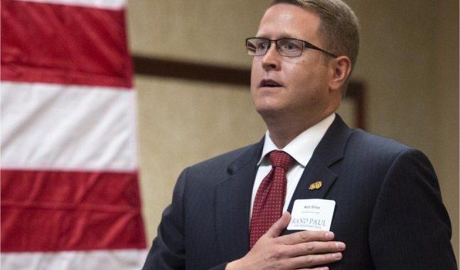 Hey JT Wilcox: Why Hasn't Rep. Matt Shea Been Reinstated?
