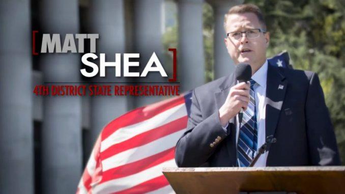 week 7 Rep. Shea 2020 Legislative Session - Week 5 & 6 Update
