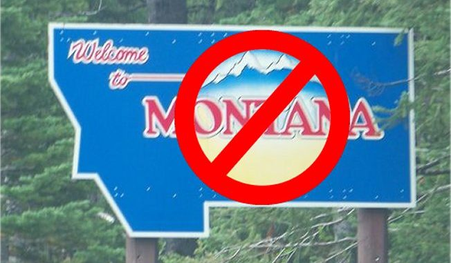 Citizens Rights Under LockDown In Montana