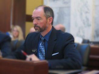 Representative Sage Dixon Walks His Talk