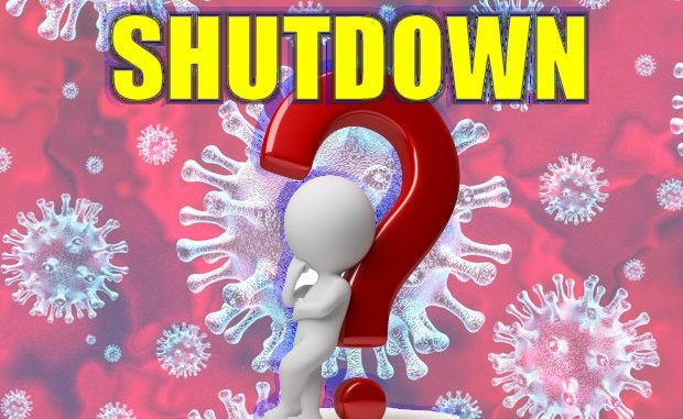 To Shutdown or Not to Shutdown? That is the Question
