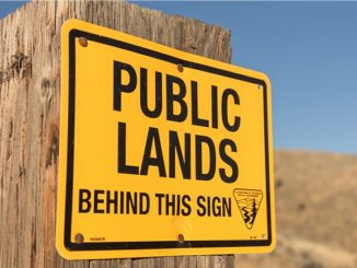 County Officials Deny Access To Public Land