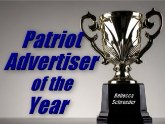 Patriot Advertiser of the Year Award Winner!