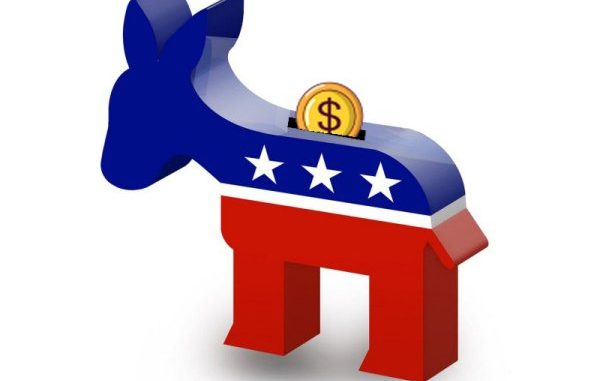 Defunding the Democrat Party