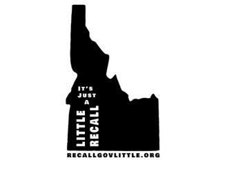 little recall Due Process Suspended in Idaho