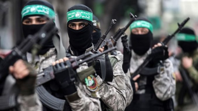 Washington State Taxpayers Are Funding Hamas by Rep. Matt Shea