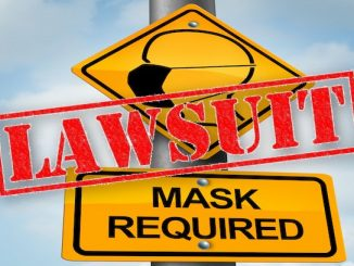 Lawsuit Filed Against Mask Mandate