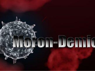 Wake Up Redoubt – 20-07 – Moron-Demic