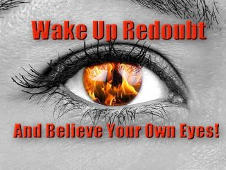 Wake Up Redoubt – Believe Your Own Eyes!