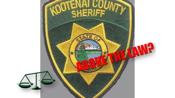 Which KCSO Deputies Broke the Law?