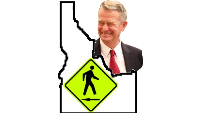 Idaho Moves Backwards To Stage 3