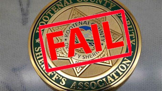 Kootenai County Stringent Background Investigation Fail