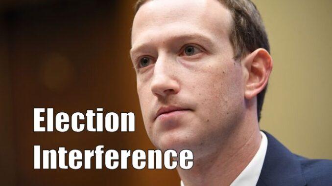 FEC Complaint Against Facebook Alleges Election Interference