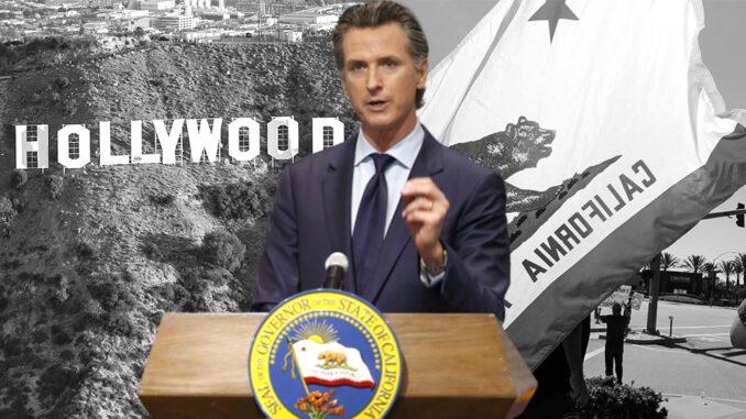 Gov. Newsom Exempts the HollyWeird From Lockdown