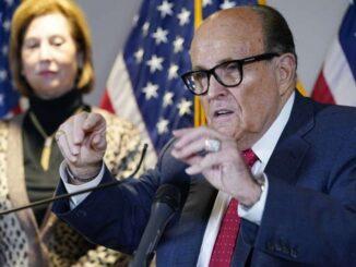 Election Fraud Part 3: Trump Legal Team