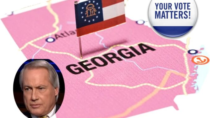 Election Fraud Part 4: Georgia