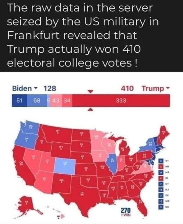 410-electoral-votes Democrats immediately move for a police state Opinion [your]NEWS