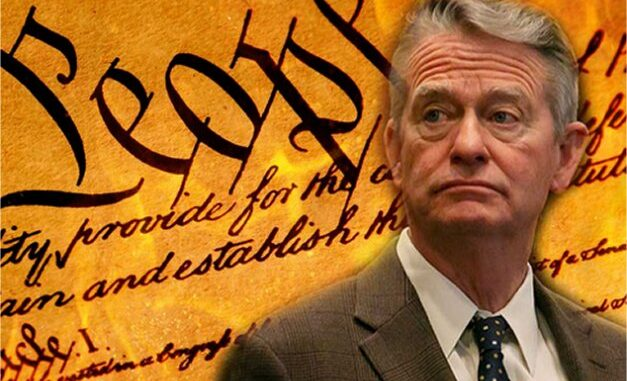 8 Ways the Constitution was Violated in Idaho in 2020