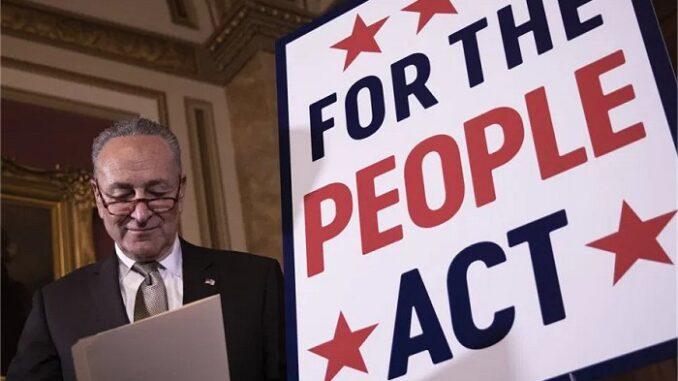 HR1 - Marxists Introduce Democracy Reform Bill