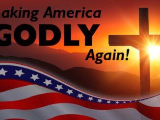 Make America Godly Again!