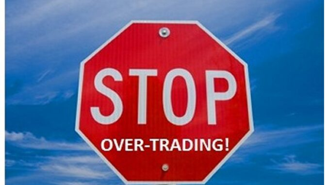 "Is It Extreme? Or Is It ""Over Trading""?"