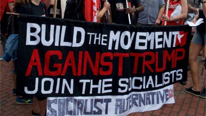 New Normal: Democrat Violence and Socialism