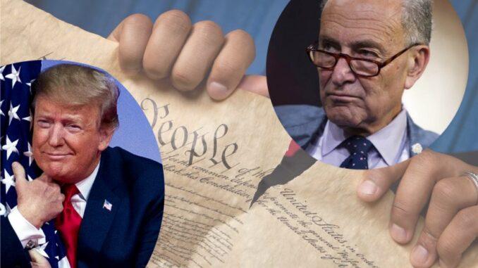 Impeachment Trial Designed to DESTROY Constitution