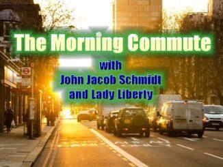 Morning Commute - John Jacob Schmidt & Lady Liberty 2/17