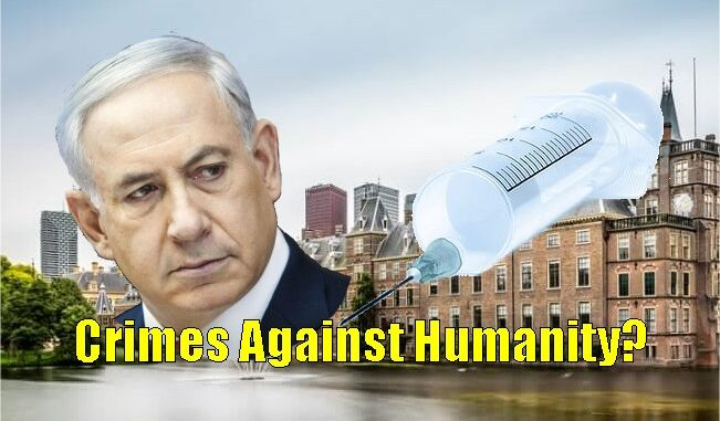Did Israel Commit Crimes Against Humanity?