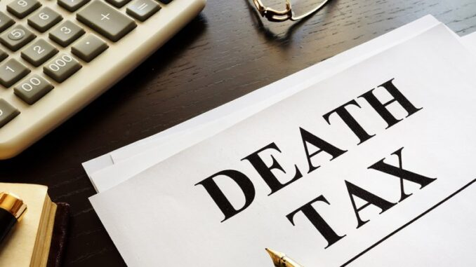 Bipartisan Fight to Eliminate the Death Tax