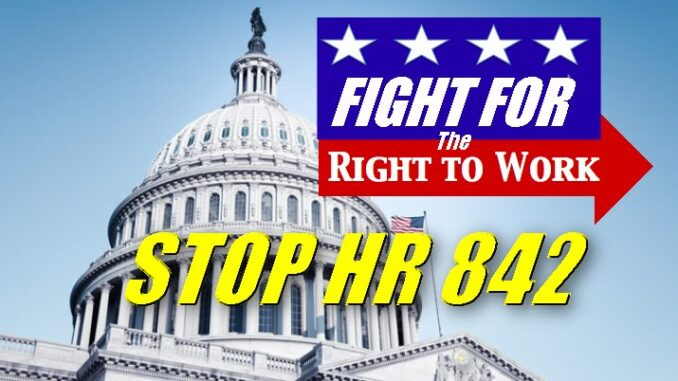 """Democrats Targeting """"Right To Work"""""""