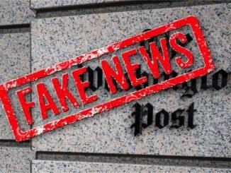 WaPo Fake News - Where's The Apology