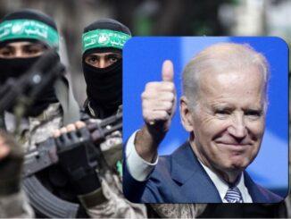 Biden Administration Directly Aiding & Abetting Hamas Terrorists
