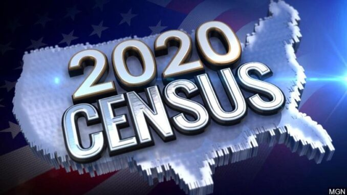 Census Results Show Shift In Political Influence