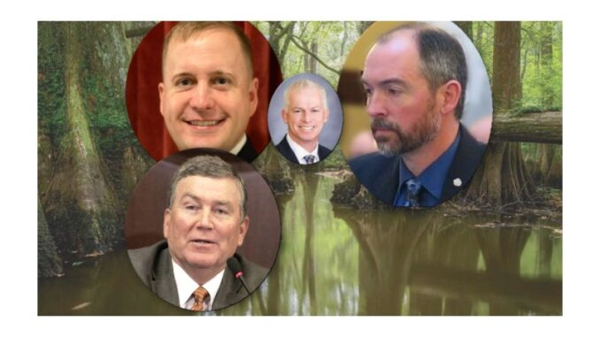 Idaho Swamp Trying To Unseat Another Conservative