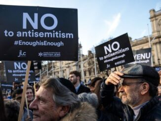 A Wave of Anti-Semitism