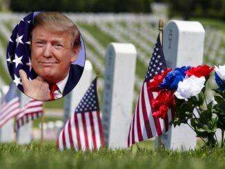 President Trump Honors Our Fallen Heroes
