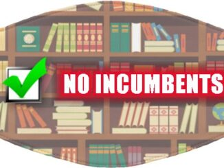 Library Board Incumbents Are Hostile To The Public